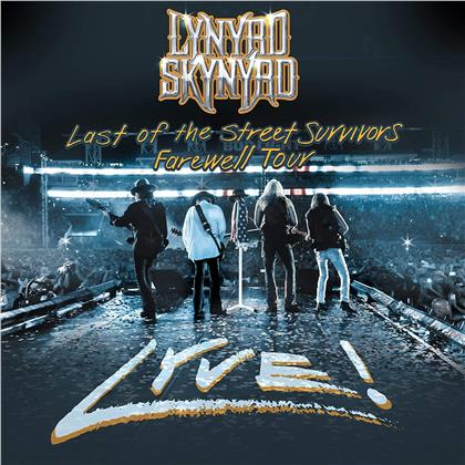 Lynyrd Skynyrd - Last Of The Street Survivors Tour Lyve! (2 CD + DVD)