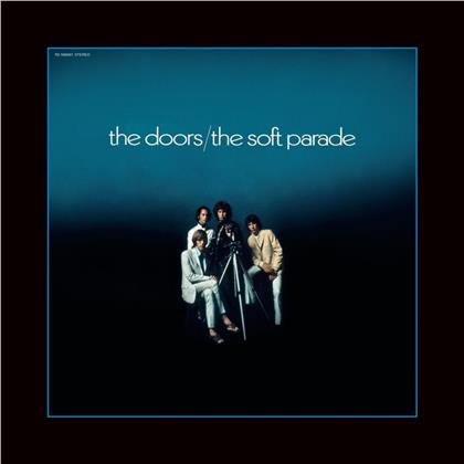 The Doors - Soft Parade (2020 Reissue, Elektra, Anniversary Edition, Remastered, LP)
