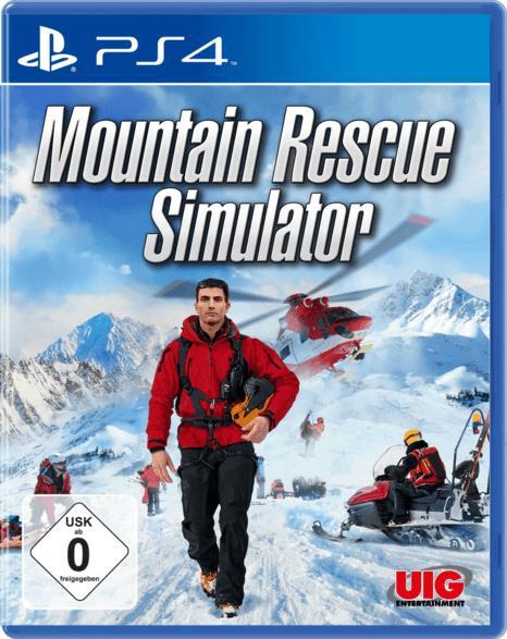 Mountain Resuce Simulator