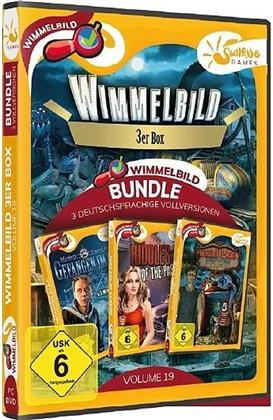 Wimmelbild 3-er Box Vol.19