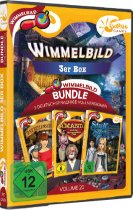 Wimmelbild 3-er Box Vol.20