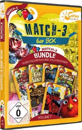 Match-3 6er Box Volume 7
