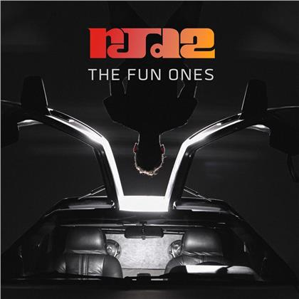 Rjd2 - Fun Ones (Orange Vinyl, LP)