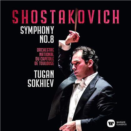Dimitri Schostakowitsch (1906-1975), Tugan Sokhiev & Orchestre National du Capitole de Toulouse - Sinfonie Nr. 8 op. 65