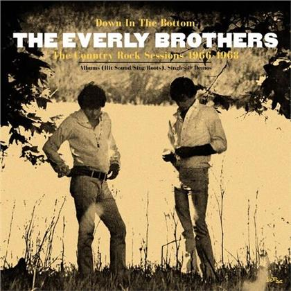 Everly Brothers - Down In The Bottom (3 CDs)