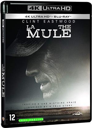 La Mule - The Mule (2018) (4K Ultra HD + Blu-ray)