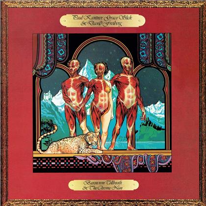Paul Kantner & Grace Slick - Baron Von The Chrom Nun (2020 Reissue, Digipack, Remastered)