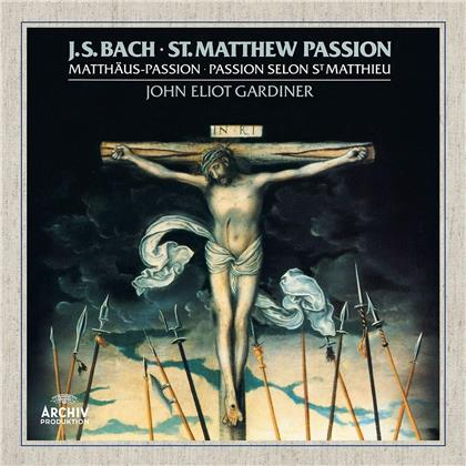 Olaf Bär, Barbara Bonney, Howard Crook, Anthony Ro & Johann Sebastian Bach (1685-1750) - Matthew Passion, Bwv 244 (3 LPs)