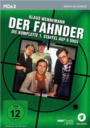 Der Fahnder - Staffel 1 (Pidax Serien-Klassiker, 6 DVDs)