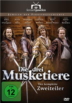 Die drei Musketiere - Der komplette Zweiteiler (2005)