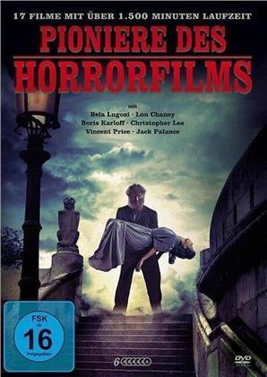 Pioniere des Horrorfilms (6 DVDs)