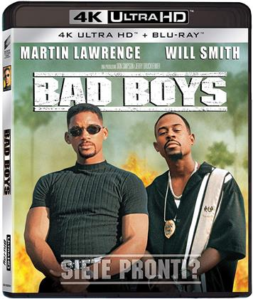 Bad Boys (1995) (4K Ultra HD + Blu-ray)