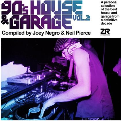 90'S House & Garage Vol.2 (2 CDs)
