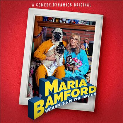 Maria Bamford - Weakness Is The Brand (Digipack)