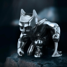Dc Comic - Marvel Batman Rebirth Miniature Pewter Figurine