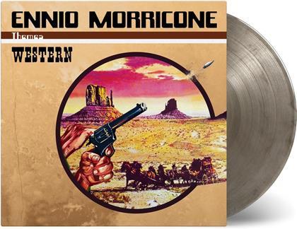 Ennio Morricone (*1928) - Western Themes - OST (Music On Vinyl, Gun-Smoke-Transparent/Black Marbled Vinyl, 2 LPs)