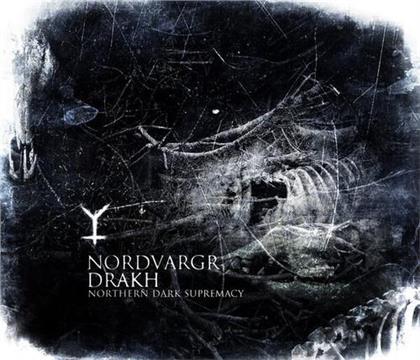 Nordvargr & Drakh - Northern Dark Supremacy (2020 Reissue, Digipack, Limited Edition)