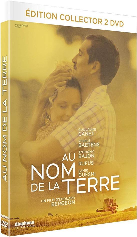 Au nom de la terre (2019) (Collector's Edition, 2 DVD)