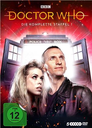 Doctor Who - Staffel 1 (5 DVDs)