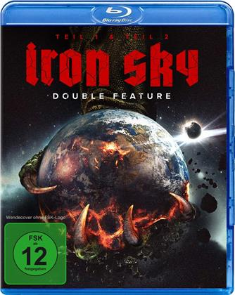 Iron Sky (2012) / Iron Sky: The Coming Race (2019) (Double Feature, 2 Blu-rays)