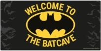 Batman - Welcome To The Batcave (Metal Sign)