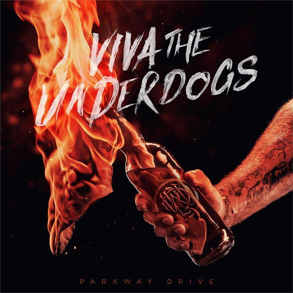 Parkway Drive - Viva The Underdog - Live At Wacken (Digipack)