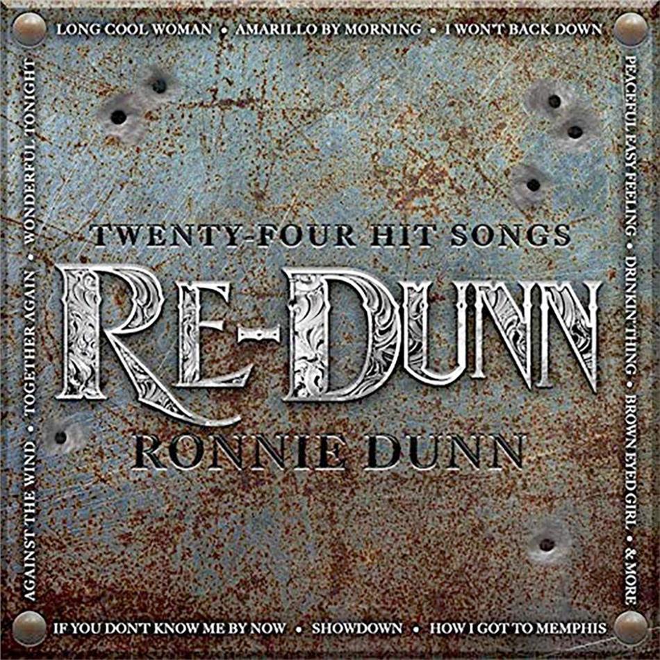 Ronnie Dunn (Brooks & Dunn) - Re-Dunn (2 CDs)