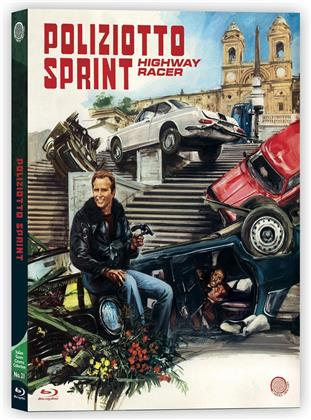 Poliziotto Sprint (1977) (Italian Genre Cinema Collection, Digipack, Limited Edition, Blu-ray + DVD)