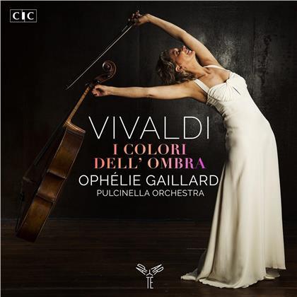 Ophelie Gaillard, Pulcinella Orchestra & Antonio Vivaldi (1678-1741) - I Colori Dell'ombra (2 CDs)