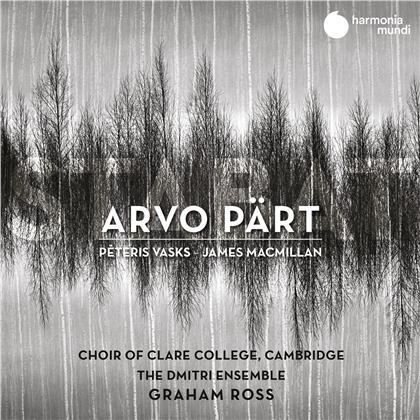 Arvo Pärt (*1935) & Choir of Clare College, Cambridge - Stabat Mater