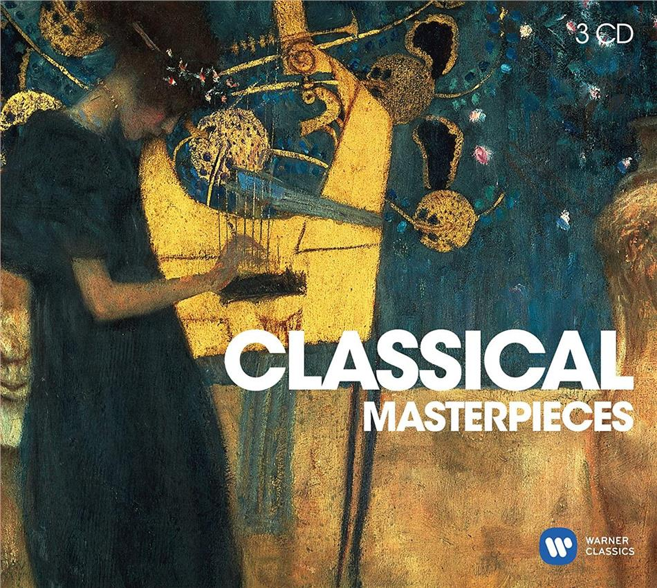 Classical Masterpieces (3 CDs)