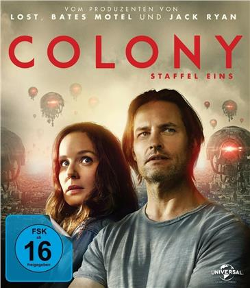 Colony - Staffel 1 (2 Blu-rays)