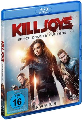Killjoys - Space Bounty Hunters - Staffel 5 - Die finale Staffel (2 Blu-rays)