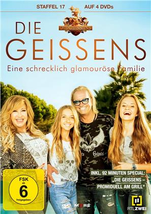 Die Geissens - Staffel 17 (4 DVDs)