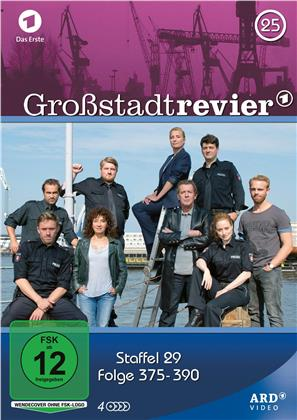 Grossstadtrevier 25 - Box 25 (4 DVDs)