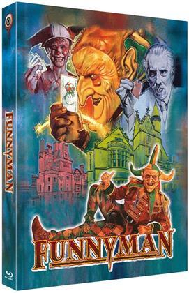 Funnyman (1994) (Cover B, Collector's Edition Limitata, Mediabook, Blu-ray + DVD + CD)