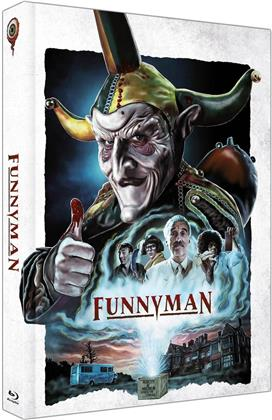 Funnyman (1994) (Cover A, Limited Collector's Edition, Mediabook, Blu-ray + DVD + CD)