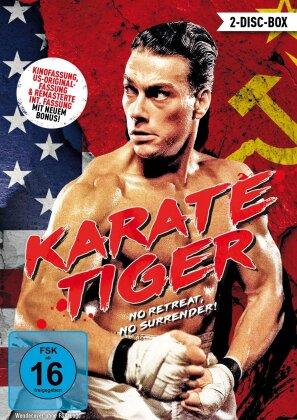 Karate Tiger (1986) (2 DVD)
