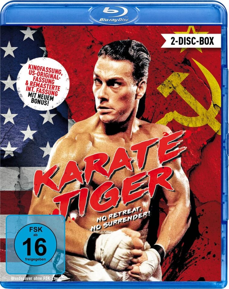 Karate Tiger (1986) (2 Blu-ray)