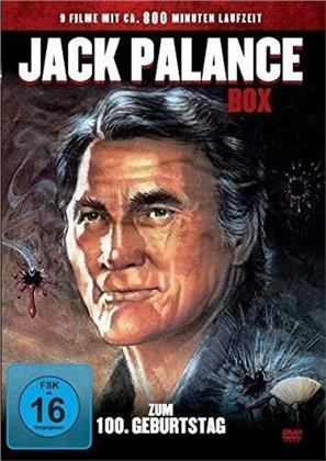 Jack Palance Box (3 DVDs)