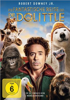 Die fantastische Reise des Dr. Dolittle (2020)