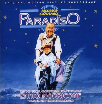 Ennio Morricone (1928-2020) - Nuovo Cinema Paradiso - OST