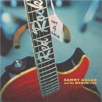 Sammy Hagar - Not 4 Sale (2020 Reissue, BMG Rights)