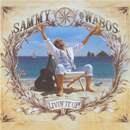 Sammy Hagar - Livin It Up (2020 Reissue, BMG Rights)