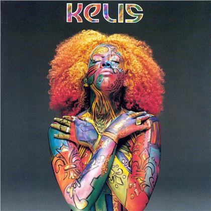 Kelis - Kaleidoscope (2020 Reissue, Virgin, Orange Vinyl, 2 LPs)