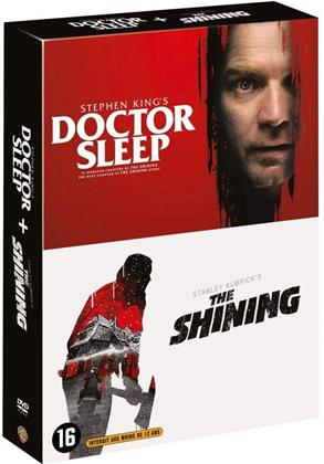 Shining / Doctor Sleep - Stanley Kubrick Shining (2 DVDs)