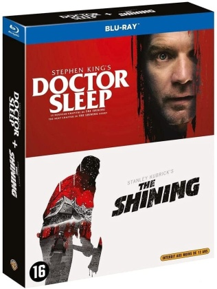Shining / Doctor Sleep - Stanley Kubrick Shining (2 Blu-rays)