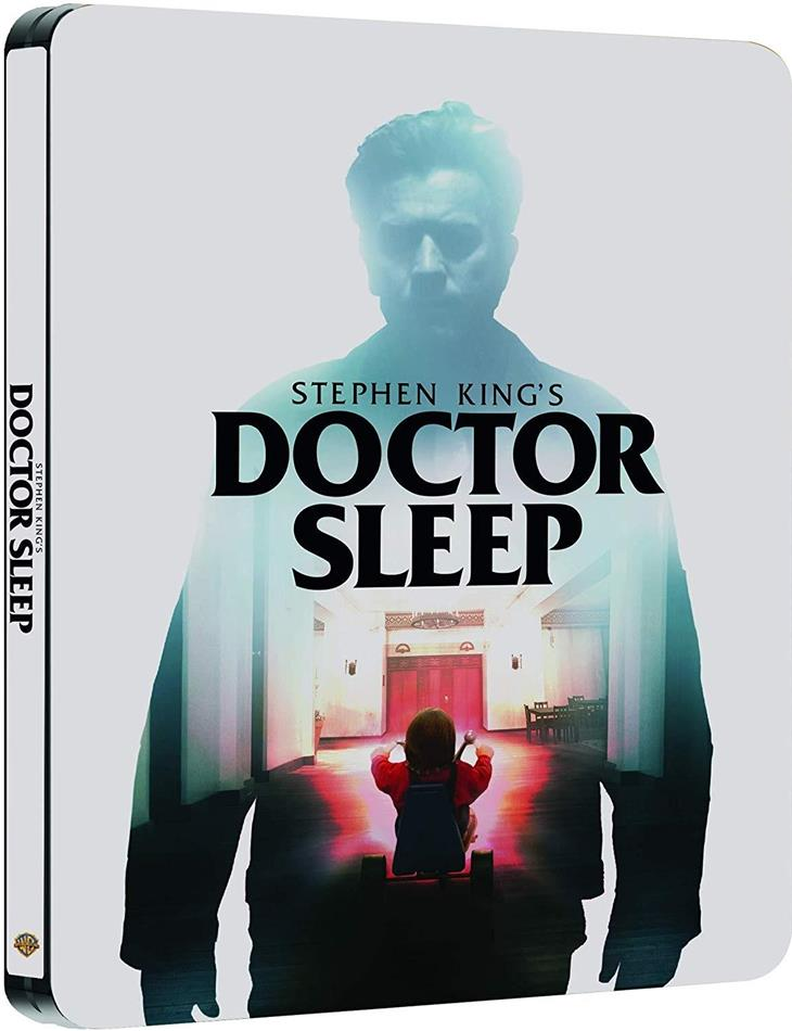 Doctor Sleep (2019) (Limited Edition, Steelbook, 4K Ultra HD + Blu-ray)