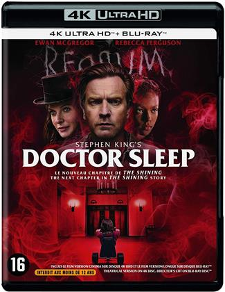 Doctor Sleep (2019) (4K Ultra HD + Blu-ray)