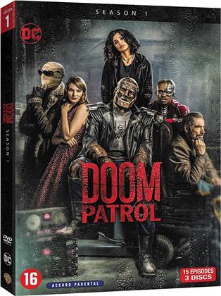 Doom Patrol - Saison 1 (3 DVDs)